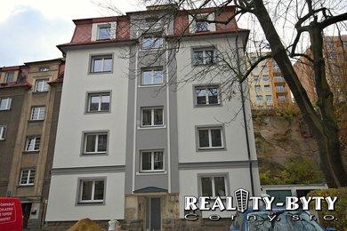 Kompletně zrekonstruovaný byt 2+kk, Liberec, Perštýn - Mlýnská ul., Ev.č.: 834111