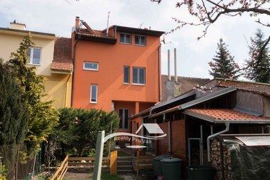 REZERVACE, prodej, rodinné domy Viniční, Brno - Židenice, Ev.č.: 100158