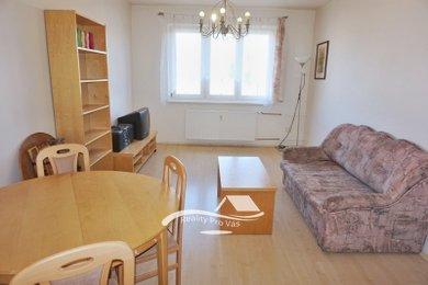 REZERVACE - Pronájem bytu Brno-Židenice (Juliánov), byt 3+1 s lodžií ul. Potácelova, Ev.č.: 100161-1