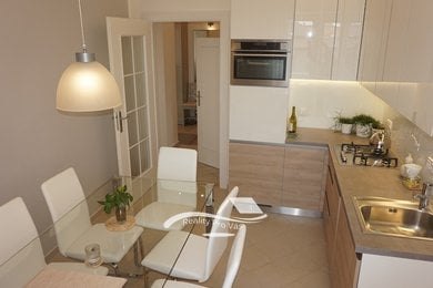 Pronájem bytu Brno-střed (Staré Brno), luxusní byt 2,5+1 Pellicova