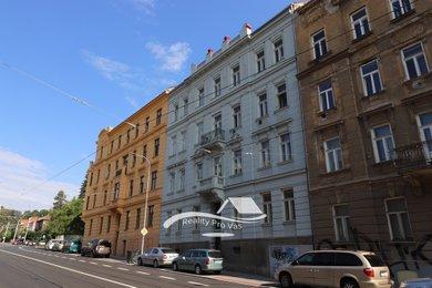 Prodej bytu 3+1 Brno, ul. Údolní