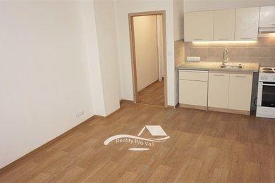 REZERVACE - Byt k pronájmu Brno-Komín, rekonstruovaný byt 1+kk Součkova