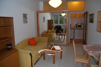 Pronájem bytu Brno-střed (Staré Brno), zařízený byt 1+kk Pellicova