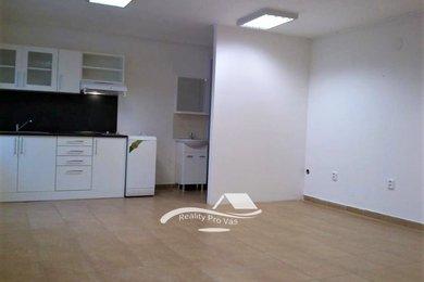 Pronájem bytu Vranovice, Brno-venkov, nezařízený byt 1+kk ul. Hlavní, Ev.č.: 100127-1