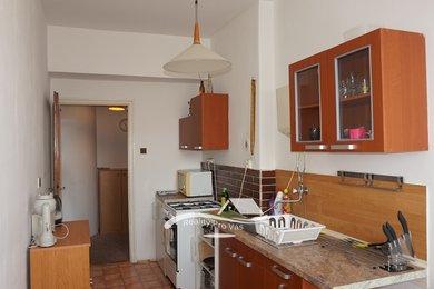Pronájem bytu Brno-střed (Zábrdovice), byt 1+1 s balkonem ul. Příční, Ev.č.: 100220