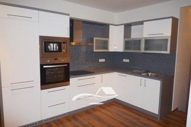 Pronájem bytu Brno-Královo Pole (Ponava), novostavba bytu  3+kk Chaloupeckého náměstí, Ev.č.: 100034-1