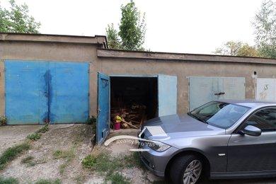 Pronájem garáže Brno-Černá Pole ul. Merhautova, Ev.č.: 100235