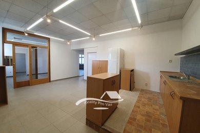 Pronájem bytu Brno-Královo-Pole, rekonstruovaný byt 8+kk Palackého třída, Ev.č.: 100267