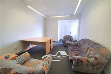 Pronájem bytu Brno-Královo-Pole, nezařízený byt 8+kk Palackého třída, Ev.č.: 100268