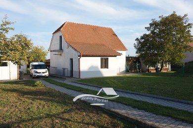 Pronájem rodinného domu 2+1 se zahradou Brno-Horní Heršpice, ul. Osamělá, Ev.č.: 100271