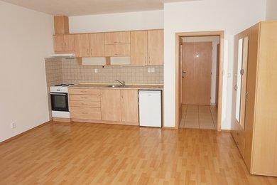 Pronájem Brno-střed (Staré Brno), novostavba bytu 1+kk Trýbova, Ev.č.: 100310