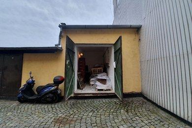 Pronájem skladu 9 m2 Brno-střed ul. Cejl, Ev.č.: 100313