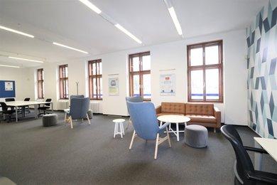 Pronájem prostorů k podnikání 128 m2 Brno-střed (Trnitá), ul. Řeznická, Ev.č.: 100319