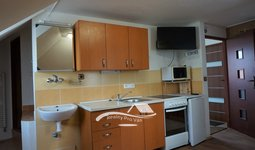 Pronájem bytu Brno-Přízřenice, rekonstruovaný byt 1+kk Zelná