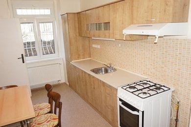 Byt k pronájmu Brno-Černá Pole, rekonstruovaný byt 2+1 Jugoslávská, Ev.č.: 100332