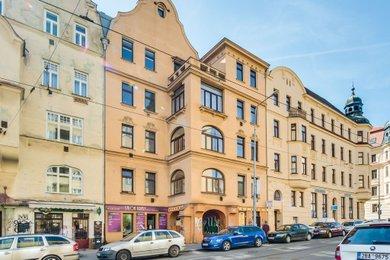 Prodej, Byty 2+1, 77m² - Brno - Černá Pole, ul. Merhautova, Ev.č.: 100335