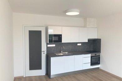 Pronájem bytu Brno-Královo Pole (Ponava), nový byt 1+kk U Červeného mlýna, Ev.č.: 100337