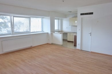 Pronájem bytu Brno-střed (Trnitá), novostavba bytu 1+kk ul. Čechyňská, Ev.č.: 100338