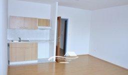 Pronájem bytu Brno- střed (Zábrdovice), nezařízený byt 1+kk Svitavské nábřeží