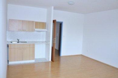 Pronájem bytu Brno- střed (Zábrdovice), nezařízený byt 1+kk Svitavské nábřeží, Ev.č.: 100132-2