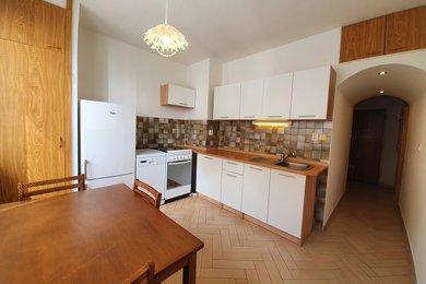 Pronájem bytu Brno-Královo Pole, rekonstruovaný byt 1+1 Božetěchova, Ev.č.: 100349