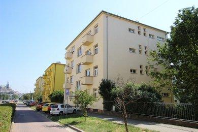 Pronájem Brno-střed (Štýřice), pěkný byt 2+kk Renneská třída, Ev.č.: 100326-1
