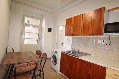 Pronájem bytu Brno-střed (Zábrdovice), zařízený byt 4+1 po GO ul. Cejl, Ev.č.: 100212-1