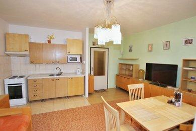 REZERVACE - Prodej bytu 1+kk Brno-Nový Lískovec ul. Oblá, Ev.č.: 100368