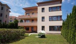 Pronájem bytu Brno-Líšeň, velký byt 3+1 se zahradou ul. Podbělová