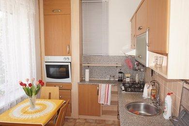 Byt k pronájmu Brno-Židenice, zařízený byt 2+1 Slatinská, Ev.č.: 100375