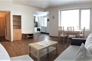 Pronájem bytu Brno-Starý Lískovec, byt 2+kk s balkonem ul. U Leskavy, Ev.č.: 100380