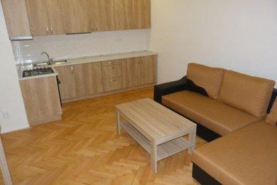 Pronájem bytu Brno-střed (Zábrdovice) - byt po rekonstrukci 2+kk ul. Cejl, Ev.č.: 100382