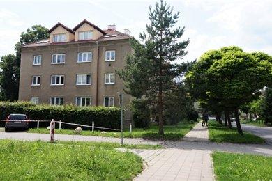 Pronájem bytu město Kuřim, zařízený byt 2+1 ul. Zborovská, Ev.č.: 100362-1