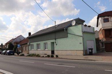 Pronájem prostor k podnikání Brno-Bosonohy ul. Pražská, Ev.č.: 100399