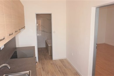 Pronájem bytu Brno-Zábrdovice, nový byt 1+kk ul. Francouzská, Ev.č.: 100412