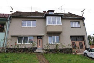 Prodej, Rodinné domy 3+1 a 4+1, 788 m² - Pustiměř okr. Vyškov, Ev.č.: 100419
