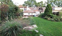 Pronájem rodinného domu 4+1 se zahradou a vnitřním bazénem Brno-Horní Heršpice