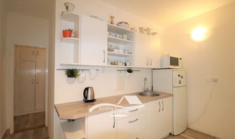 Pronájem bytu Brno-Staré Brno, rekonstruovaný byt 1+1 Zedníkova