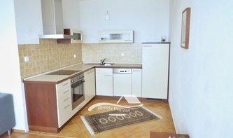 Byt k pronájmu Brno-Líšeň, novostavba bytu 2+kk s garáž. stáním ul. Holzova