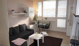 Byt k pronájmu Brno-Lesná, zařízený byt 1+1 Nezvalova