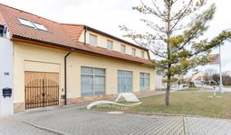 Prodej RD k bydlení i podnikání Brno - Černovice