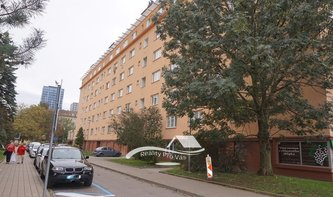 Pronájem bytu Brno-Žabovřesky, zařízený byt 2+1 ul. Tábor