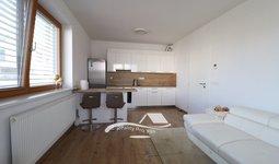 Pronájem bytu Brno-Sadová, krásný byt 2+kk ul. Moskalykova