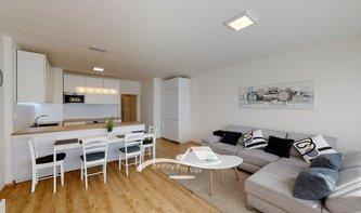 Prodej luxusního bytu 3+kk s garáž. stáním Brno-Černovice ul. Řehořova