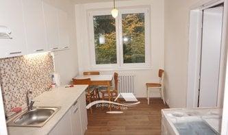 Pronájem bytu Brno-Starý Lískovec, pěkný byt po GO 1+1 Okrouhlá