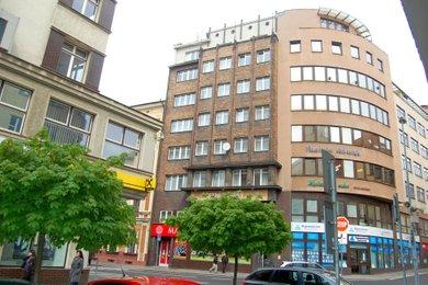 Pronájem, Kanceláře, 38m² - Ústí nad Labem-centrum