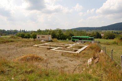 Prodej, Pozemky pro bydlení, 2124m² - Velké Chvojno - Malé Chvojno