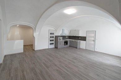 Pronájem, Byty 1+1, 30m² - Chabařovice