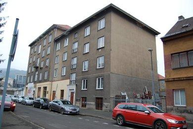 Pronájem, Byty 1+kk, 30m² - Ústí nad Labem - Střekov