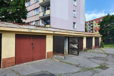 Prodej, Garáže, 20m² - Ústí nad Labem - Krásné Březno